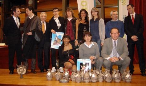 Premios Club Ourense Atletismo Academia Postal