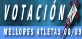 Votacion mellores atletas galegos 08/09