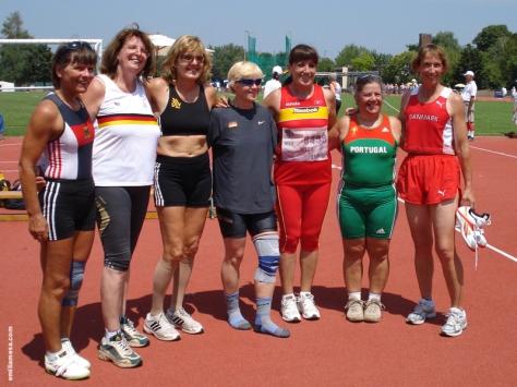 Participantes Peso Hungria 2010