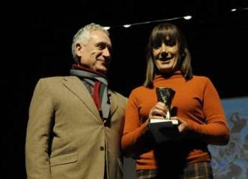 Premios + Deporte Emilia Mesa