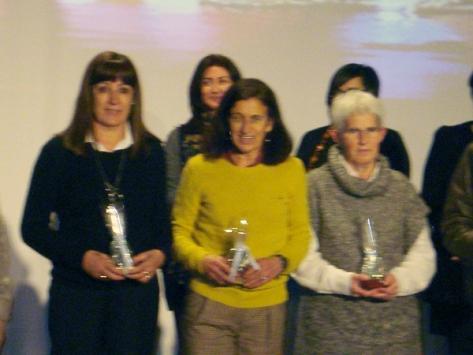 Gala Atletismo Galego 2012