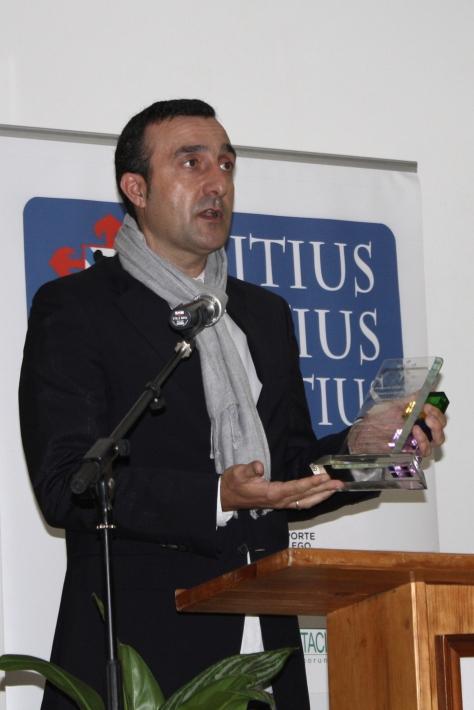Angel Fidalgo, secreatrio de la Delegación de Ourense.