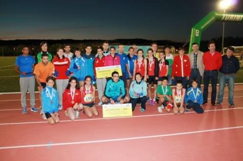 Trofeo fiestas de Ourense