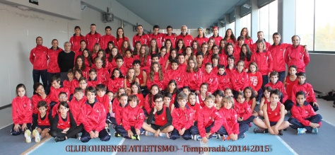 FOTO OFICIAL DEL CLUB 2014 (Foto: Carlos Quiroga)
