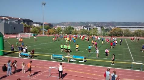 Pistas universidade en Ourense