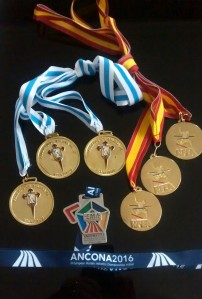 medallas 2016